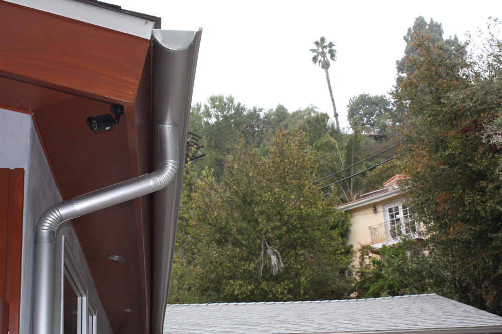 LA gutters installations can be done within 24 hours